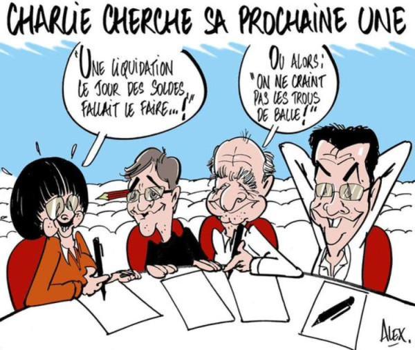 Новая обложка «Charlie Hebdo» 706108-dessin-je-suis-charlie