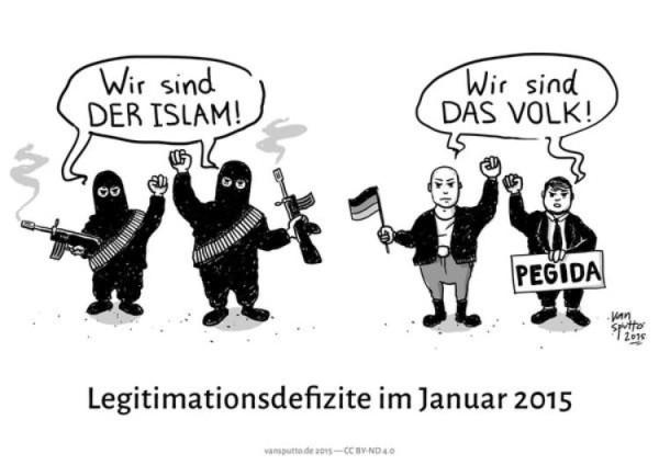 Новая обложка «Charlie Hebdo» 706140-dessin-pour-charlie