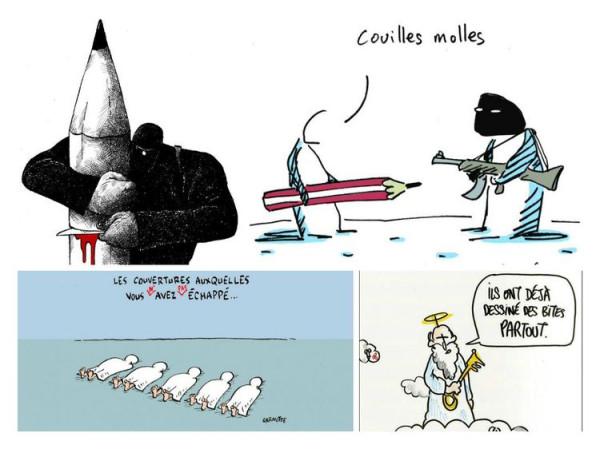 Новая обложка «Charlie Hebdo» 706116-les-dessins-pour-charlie