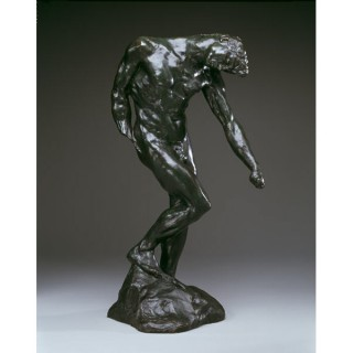 Auguste Rodin, The Shade