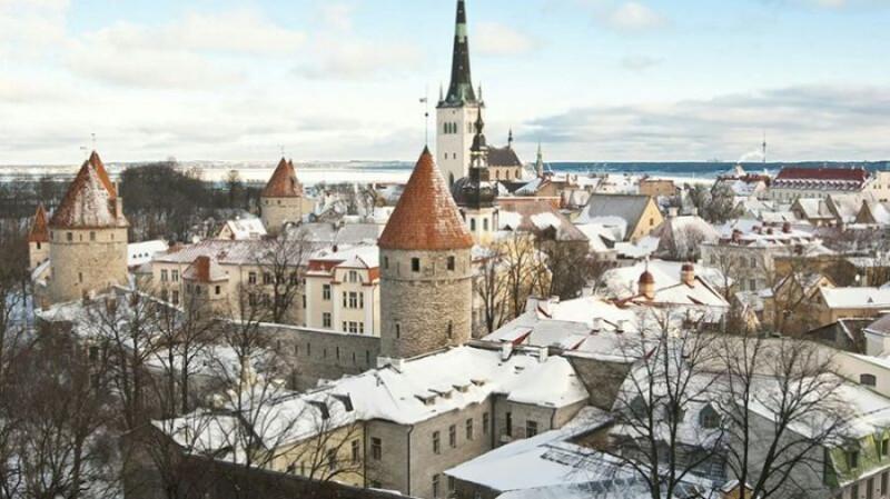 Старый Таллин /traveller-eu.ru