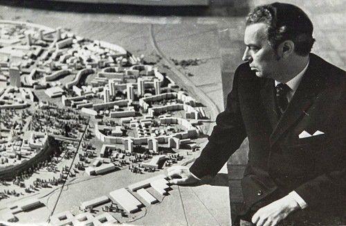 Главный архитектор Дмитрий Брунс курировал проекты реставрации Старого Таллина и строительство спортивной инфраструктуры в преддверии Олимпиады-1980