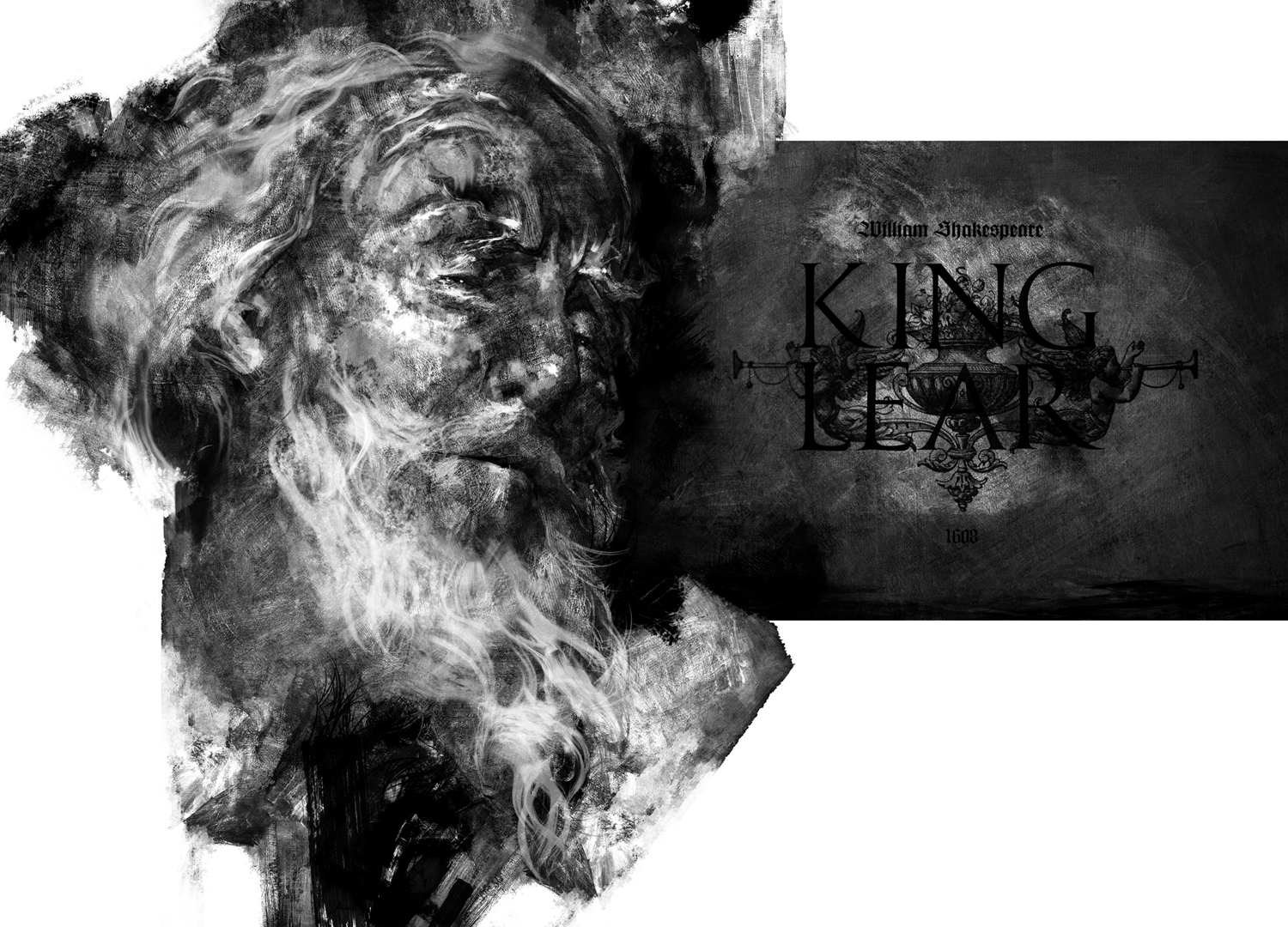 King Lear. William Shakespeare.