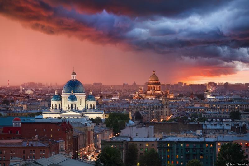 Санкт-Петербург 2020. Фото Иван Смелов