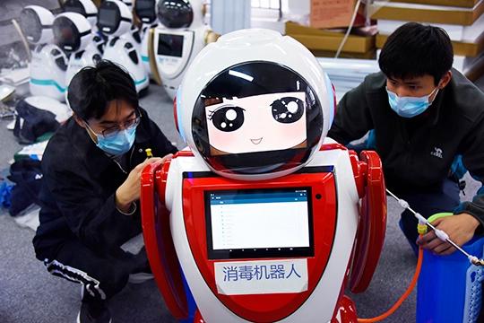 Человекоподобные роботы — пока маркетинговая лажа, потому что, как я уже сказал, даже просто поддержание текстового разговора с чат-ботом или виртуальным собеседником — ещё не вполне решённая задача