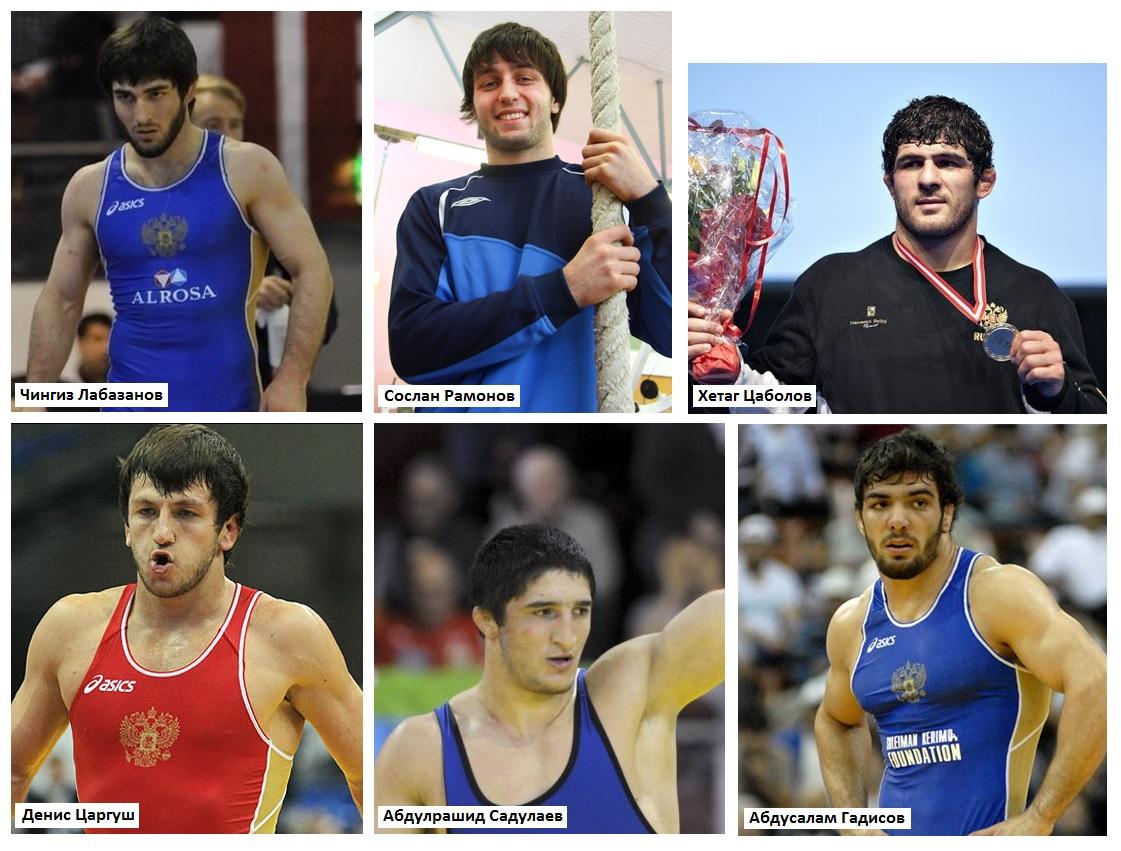 ЧМ-2014 по спортивной борьбе
