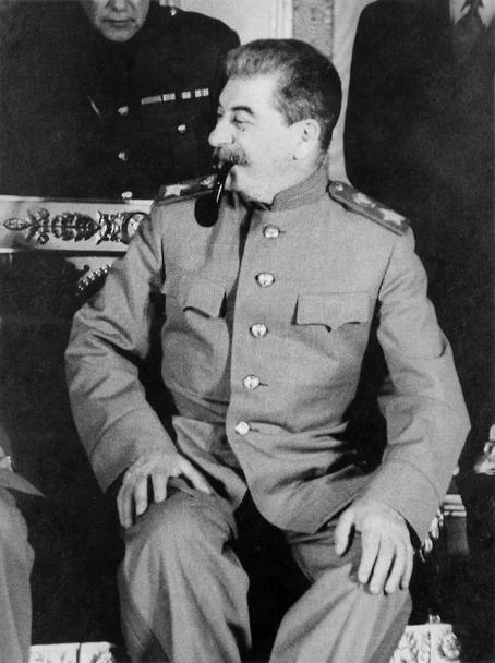 И.В. Сталин. Архив журнала «Огонёк»