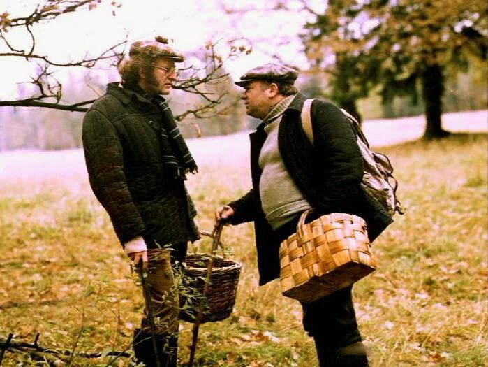 Х/ф «Осенний марафон». 1979