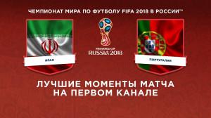 Обзор матча Иран ─ Португалия