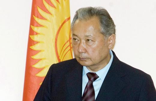 Курманбек Бакиев (президент Киргизии 2005—2010)