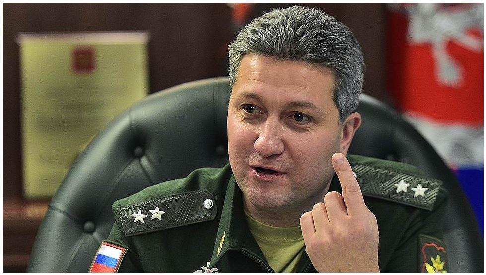 Замминистра обороны Тимур Иванов