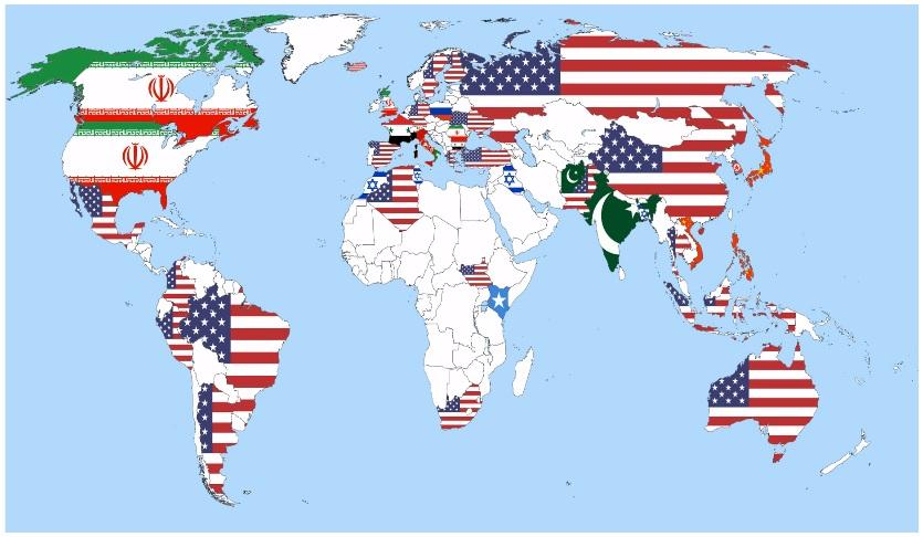 Страны - источники терроризма