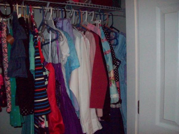 whole closet