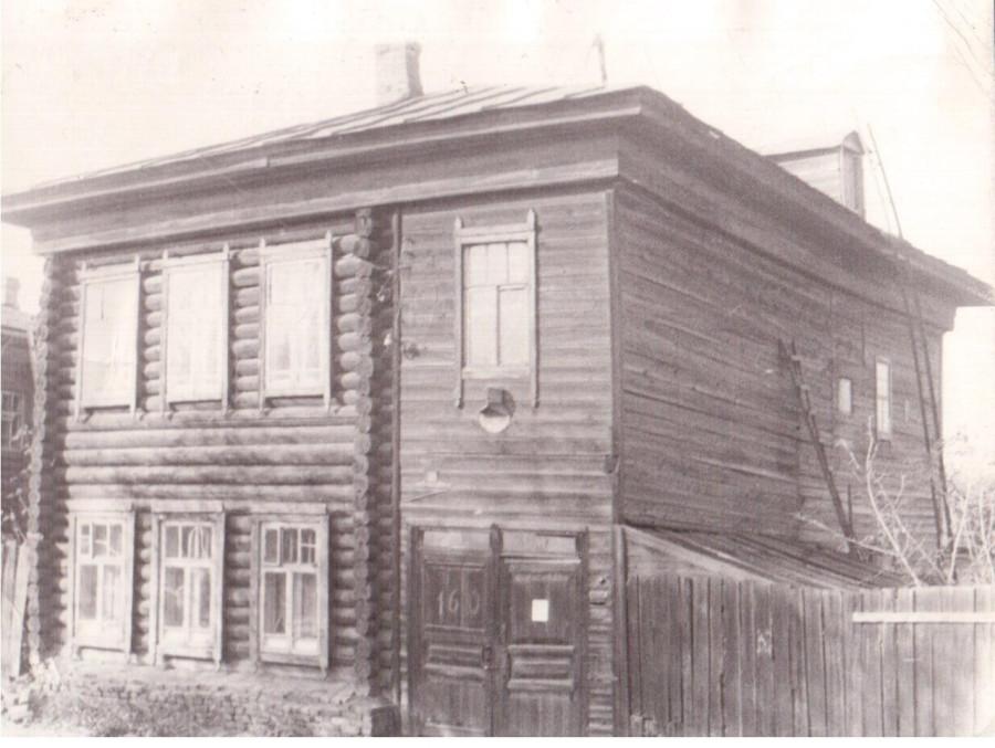 дедов дом