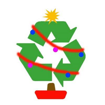 recycle xmas