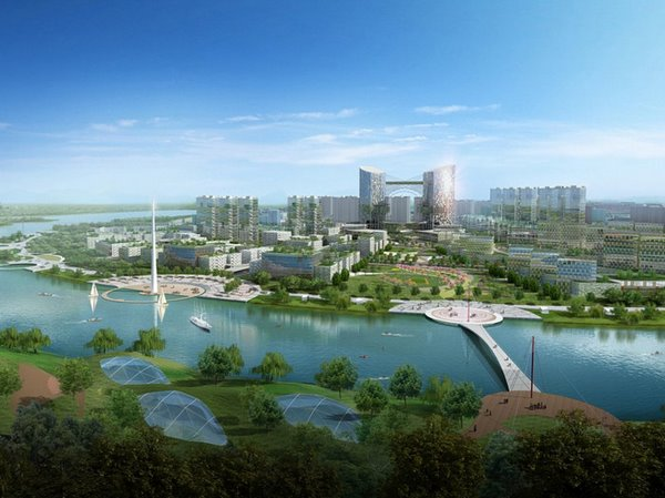Описание: http://shanghaiist.com/upload/2011/01/tianjin-eco-city-2.jpg