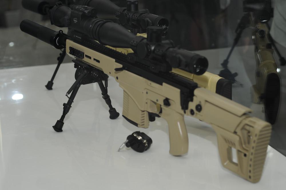 новейшая снайперская винтовка россии фото