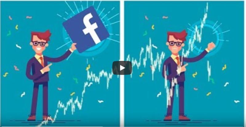 Facebook: от взлёта до резкого падения