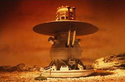 спускаемый аппарат АМС _Венера-9_
