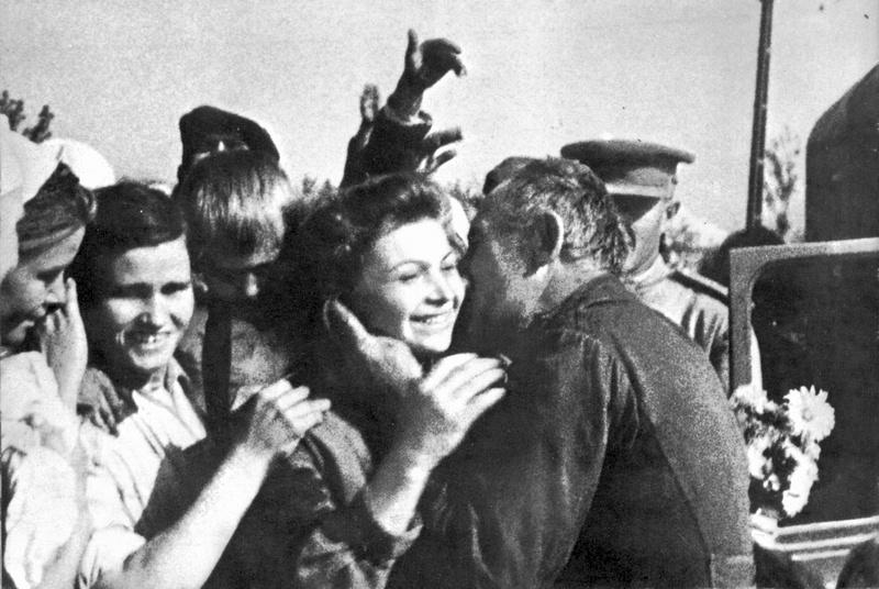 Правобережная Украина, 1944 год