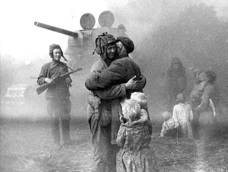 Харьков, август 1943 года