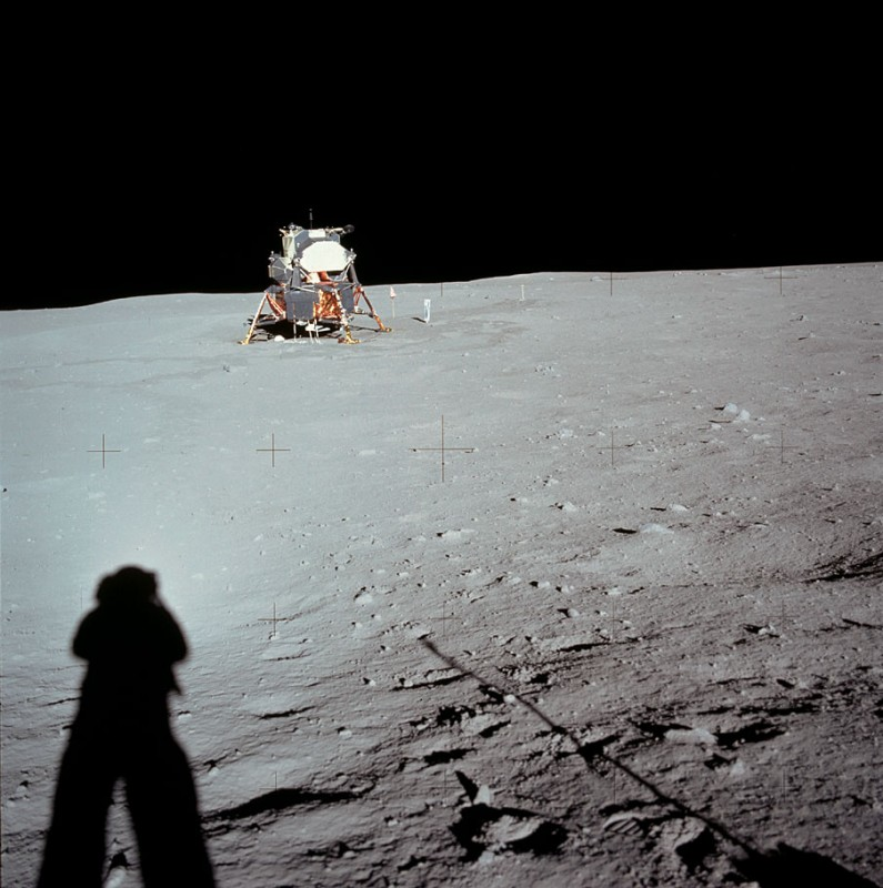 На Луне 21.07.1969