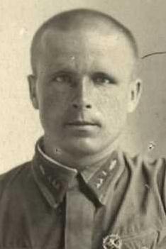 Баранюк Василий Никифорович - предвоенное фото