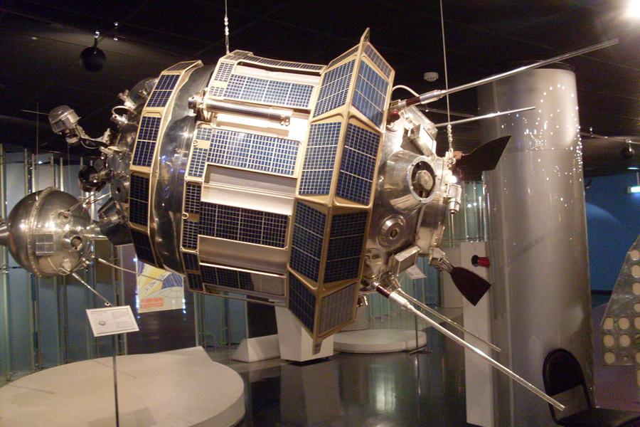 АМС Луна-3
