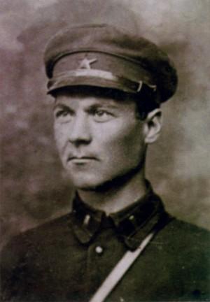 Командир 90-го танкового полка 45-й танковой дивизии Банчуков С. Г.