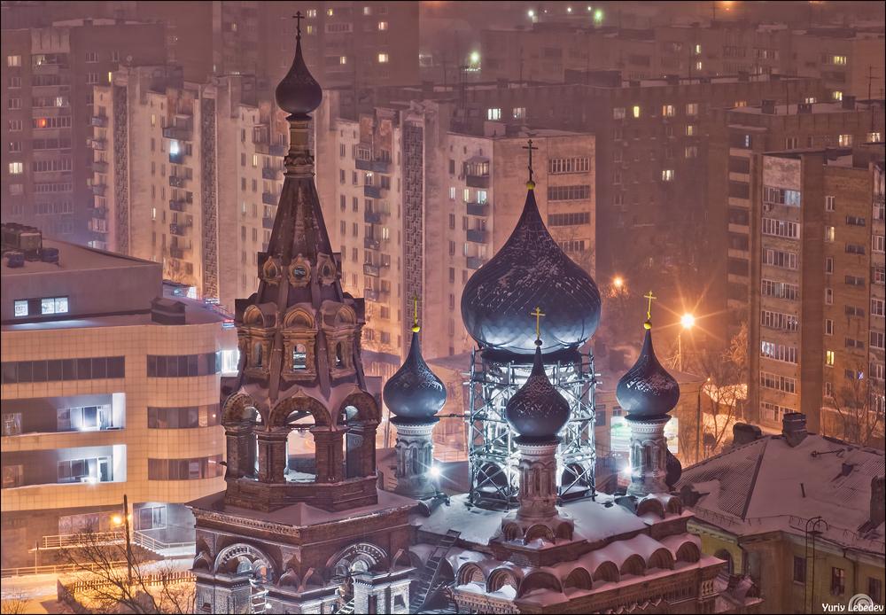 Храм Всемилостивейшего Спаса (Спасская церковь).