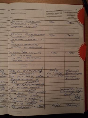 7 реестр Чистяковой Кобякову