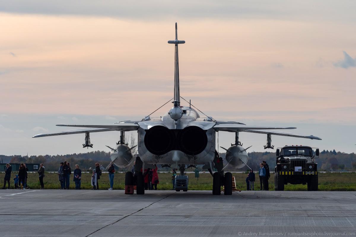 Военная часть на чкаловском аэродроме