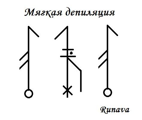 """Ставы """" От волос на теле 1, 2 и 3 """" от Runava 77858_original"""