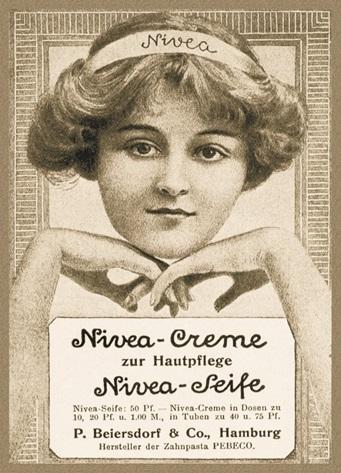 NIVEA-advertisement-1911-Beiersdorf