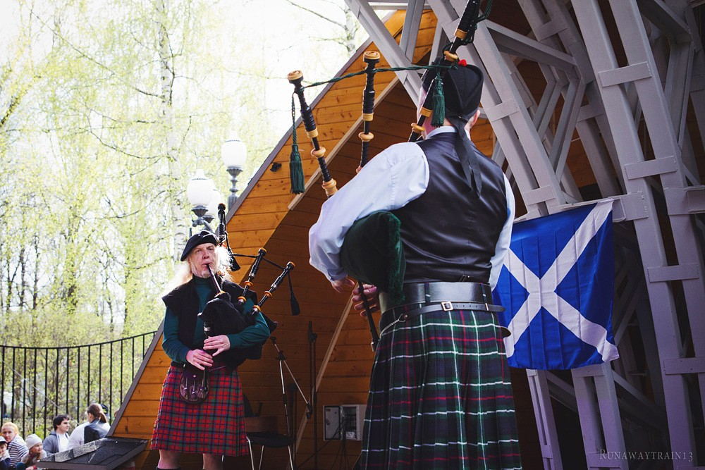 1 мая. Scot-Сокольники