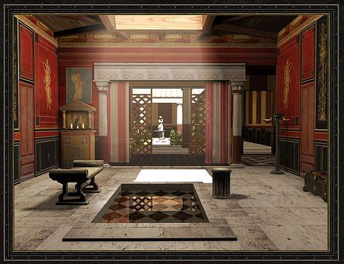 римский-дом