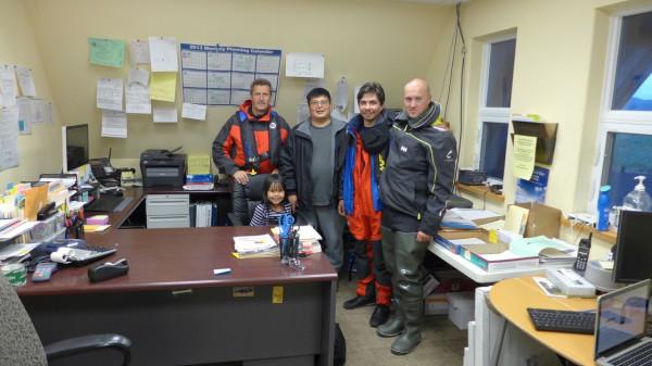 собственные фото министерская встреча на аляске можно встретить морковный