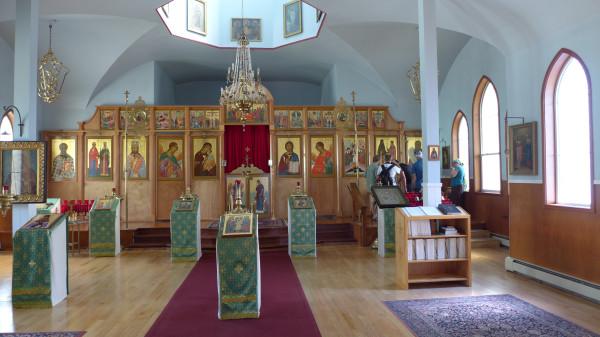 Православная церковь на Кодьяке