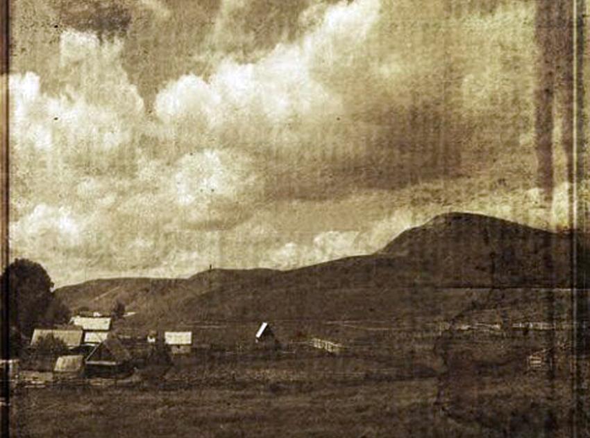 Деревня  Идрисово