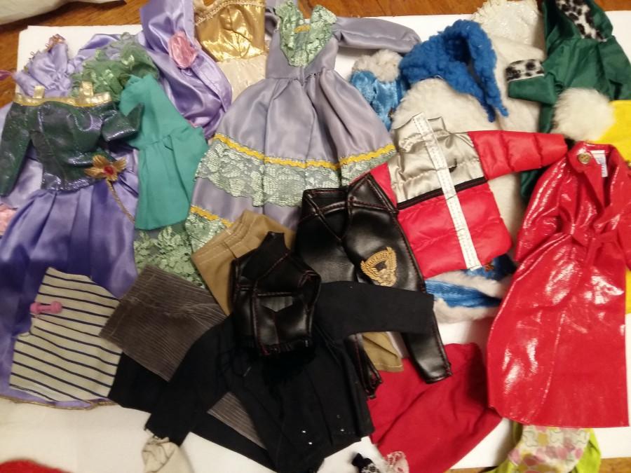 Дару дар одежда для кукол