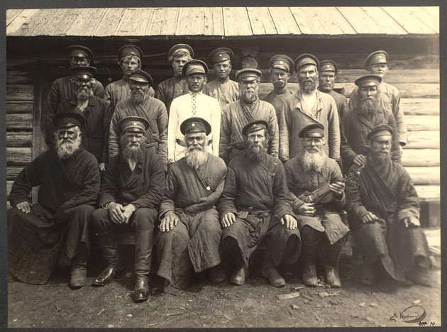 сибирские казаки фото