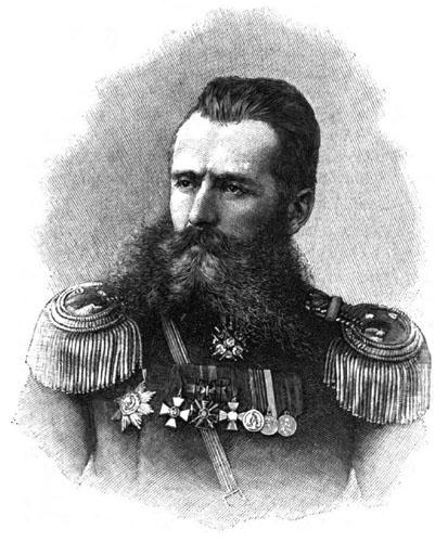 Из «Книги русской скорби»: генерал Алиханов–Аварский