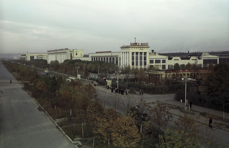 Горьковский автозавод (ГАЗ). Сентябрь 1967