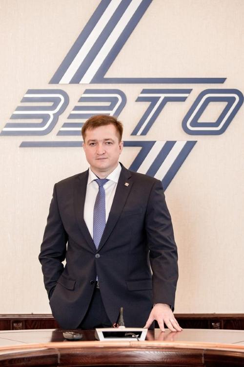 """Денис Мунштуков, Генеральный директор ЗАО """"ЗЭТО"""""""