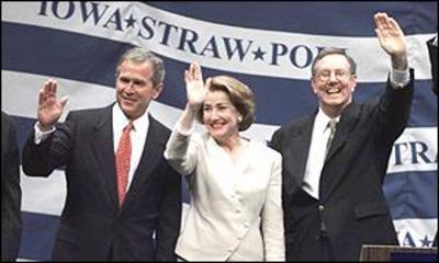 Форбс и Буши