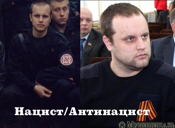 СБУ объявила в розыск самопровозглашенного губернатора Донецкой области Губарева и лже-премьера ЛНР Никитина - Цензор.НЕТ 229
