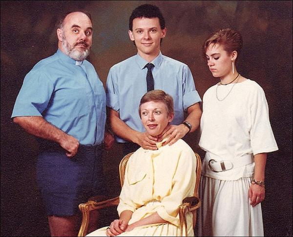 сумасшедшая семейка