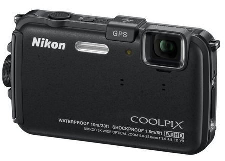 Nikon-CoolPix-AW100-Rugged-Digital-Camera-black