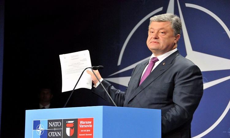 Попадет ли Украина в НАТО после референдума?