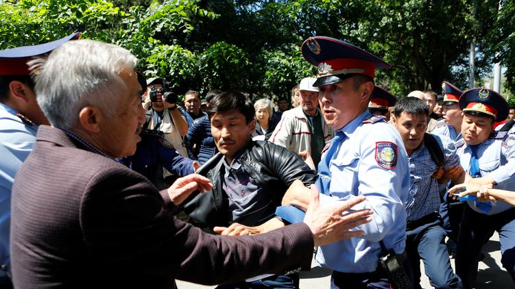 О попытке майдана в Казахстане